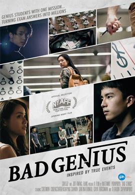 Bad Genius (2017) Bluray Subtitle Indonesia