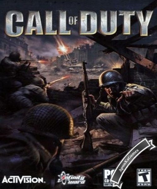 Call of Duty 1 Cover, Poster
