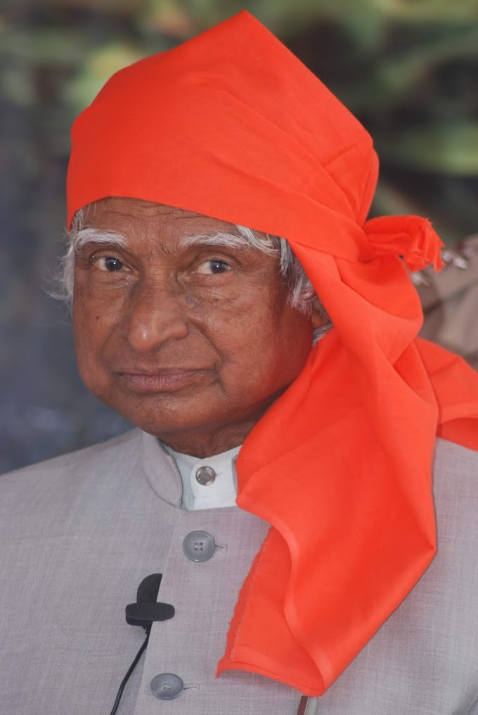 We bow our heads and pay homage to our beloved Bharat Ratna Dr APJ Abdul Kalam...