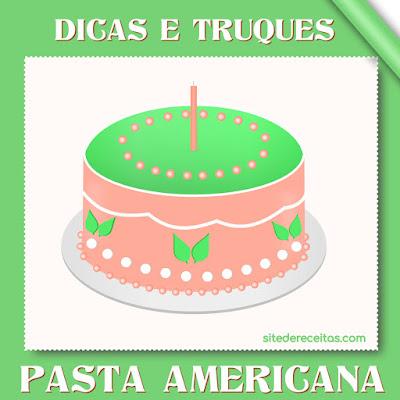 Dicas e truques: Pasta americana