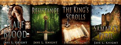 http://www.jayelknight.com/books.html