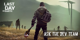 Game Zombie android iOS terbaik - last day on earth