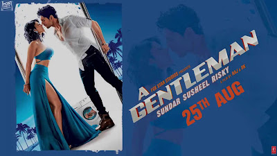 A Gentleman Movie Poster Image