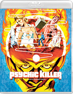 DVD & Blu-ray Release Report, Psychic Killer, Ralph Tribbey