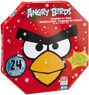 angry bird advent calendar