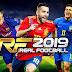 Real Football 2019 Apk + Data Mod [Brasileirão A / 100% Atualizado]