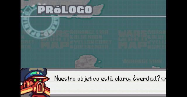 Advance Wars 2: Black Hole Rising - Español - Captura 3