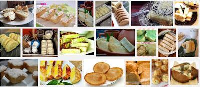 Resep Kue Pancong Gurih Manis