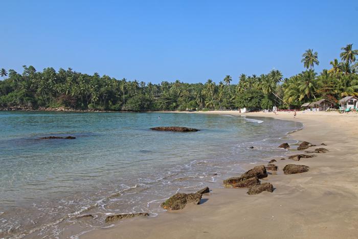 Hiriketiya Strand, Sri Lanka