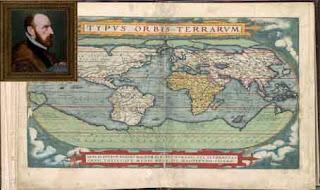 Abraham Ortelius Sang Pembuat Atlas Yang Menjadi Google Doodle Hari Ini