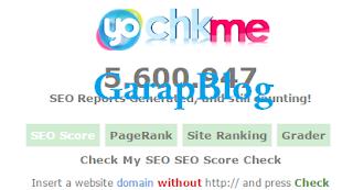 Garap Blog - Cara Melihat Kualitas Blog atau Website
