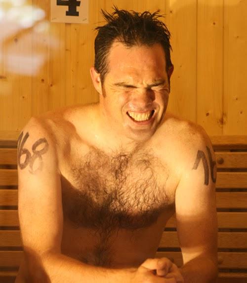 El sauna ayuda a bajar de peso