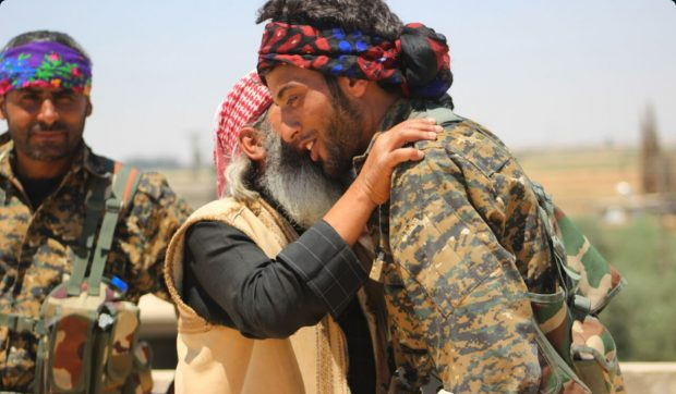 Rakka Operasyonu DSG QSD YPJ Suriye Rojava