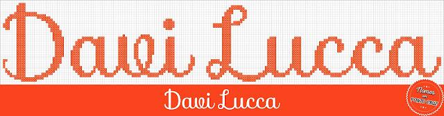 Nome Davi Lucca em Ponto Cruz