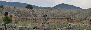 Teatro Romano de Hierápolis.