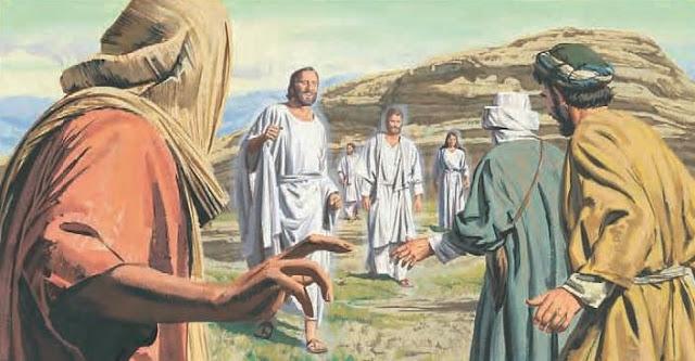 Mateus 27:52-53