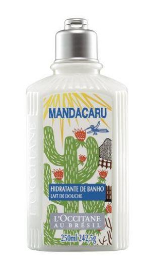 Linha Mandacaru - Hidratante de Banho L'Occitane au Brésil