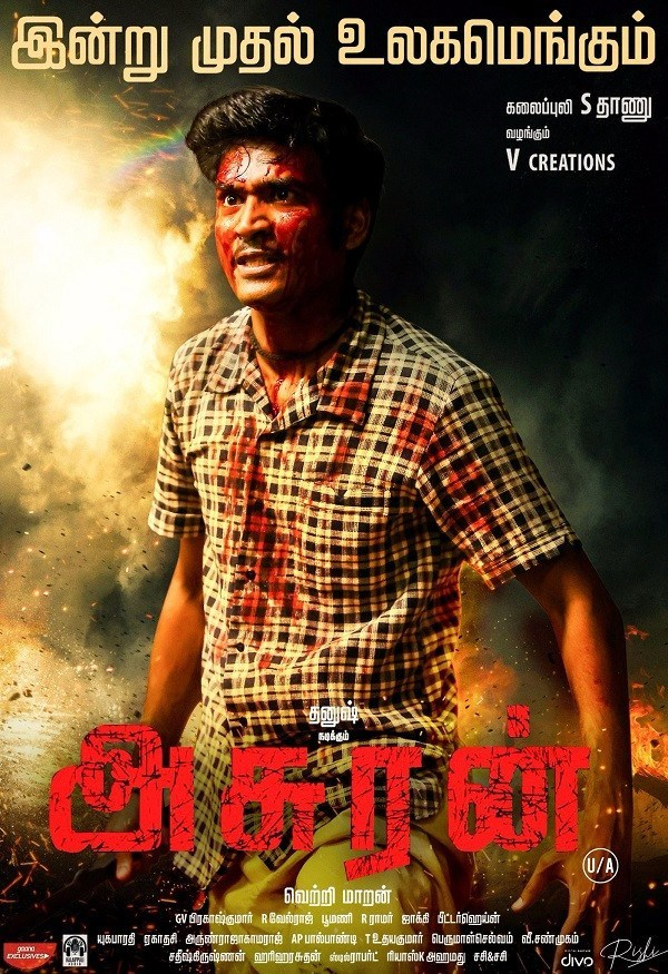 Asuran (2019) Hindi Subbed 720p WEB-DL 999MB Free Download