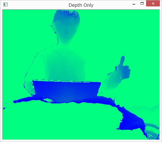Everything void: Kinect v2 developer preview + OpenCV 2 4 8: depth data