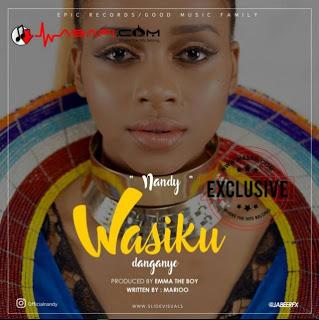 Nandy - Wasikudanganye Audio