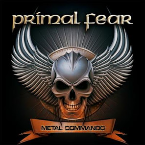 upcoming releases :Primal Fear, Metal Commando Nuclear Blast Records July 24, 2020