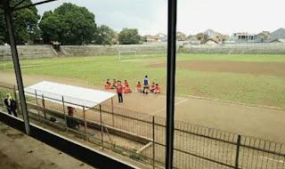 Laga PSKC Cimahi  vs Persib Bandung Batal Digelar di Stadion Sangkuriang