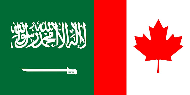 Together, Saudi Arabia and Canada Enters into Diplomatic Maelstrom