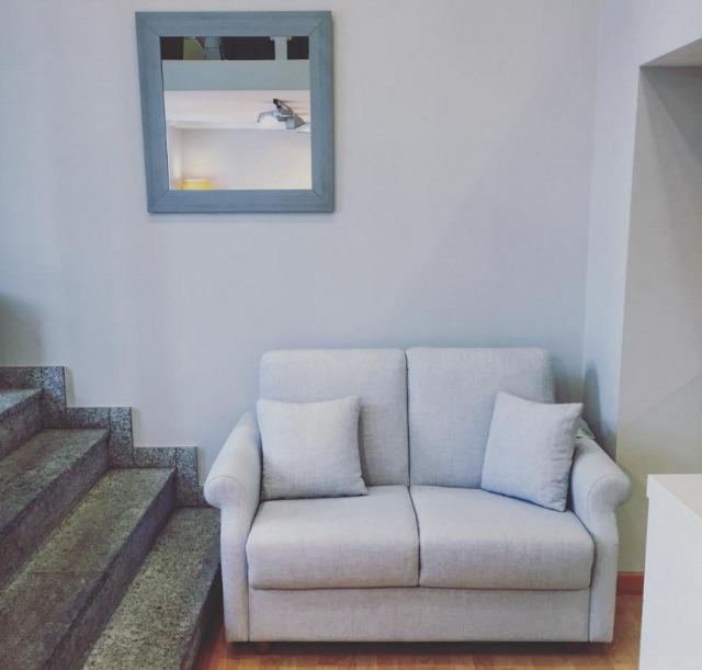 Sofá cama individual. La solución definitiva a tus problemas de espacio en casa