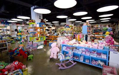 Resultado de imagem para loja de brinquedos