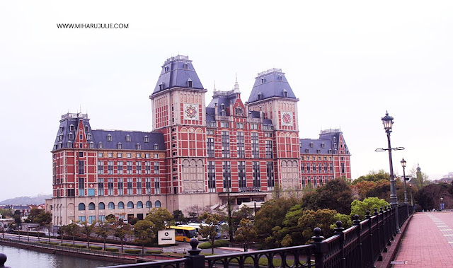huis ten bosch discount ticket