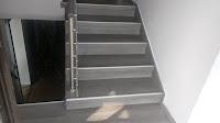 Treppenrenovierung - Eingangsbereich- hier soll eine Sauberlauf-Zone liegen