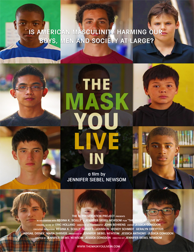 ver La máscara en la que vives (The Mask You Live In) (2015) Online