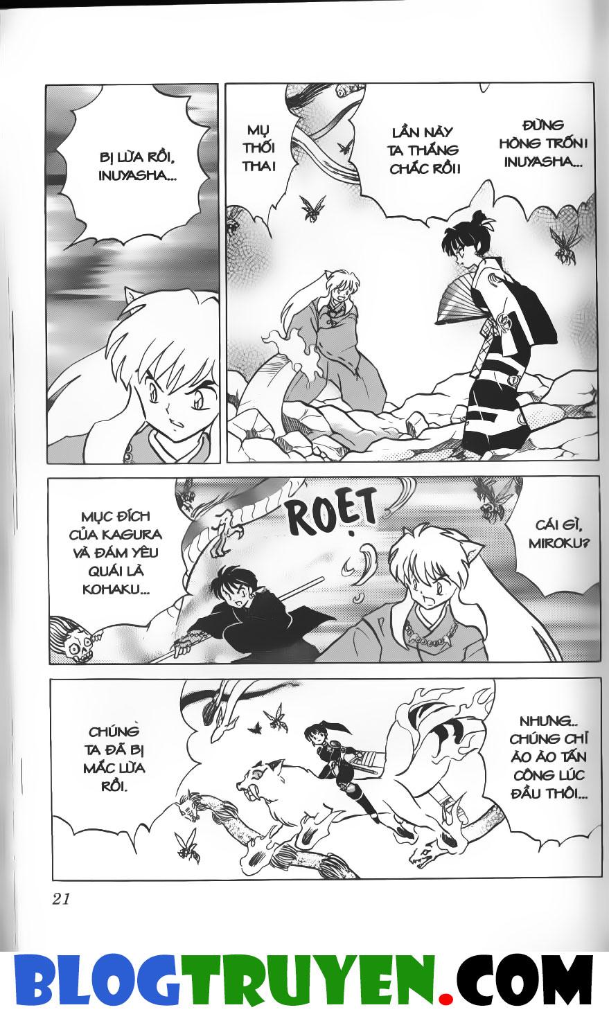 Inuyasha vol 19.1 trang 19