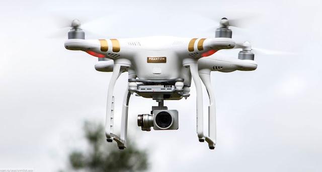 огляд кращих квадрокоптера з камерою: DJI Phantom 3 Professional
