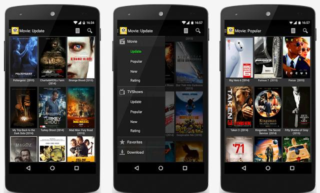 افضل تطبيق لمشاهدة وتحميل الافلام والمسلسلات العربية والاجنبية المترجمه للاندرويد