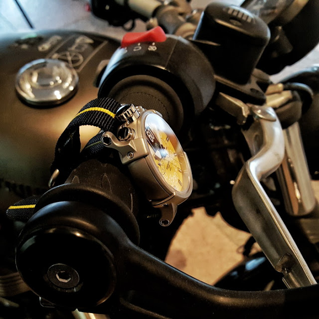 イタリアのバイクメーカーGILERAのSATURNOをモチーフにデザインされたコレクション。 大阪 梅田 ハービスプラザ WATCH 腕時計 ウォッチ ベルト 直営 公式 CT SCUDERIA CTスクーデリア Cafe Racer カフェレーサー Triumph トライアンフ Norton ノートン フェラーリ SATURNO サトゥルノ CS10113