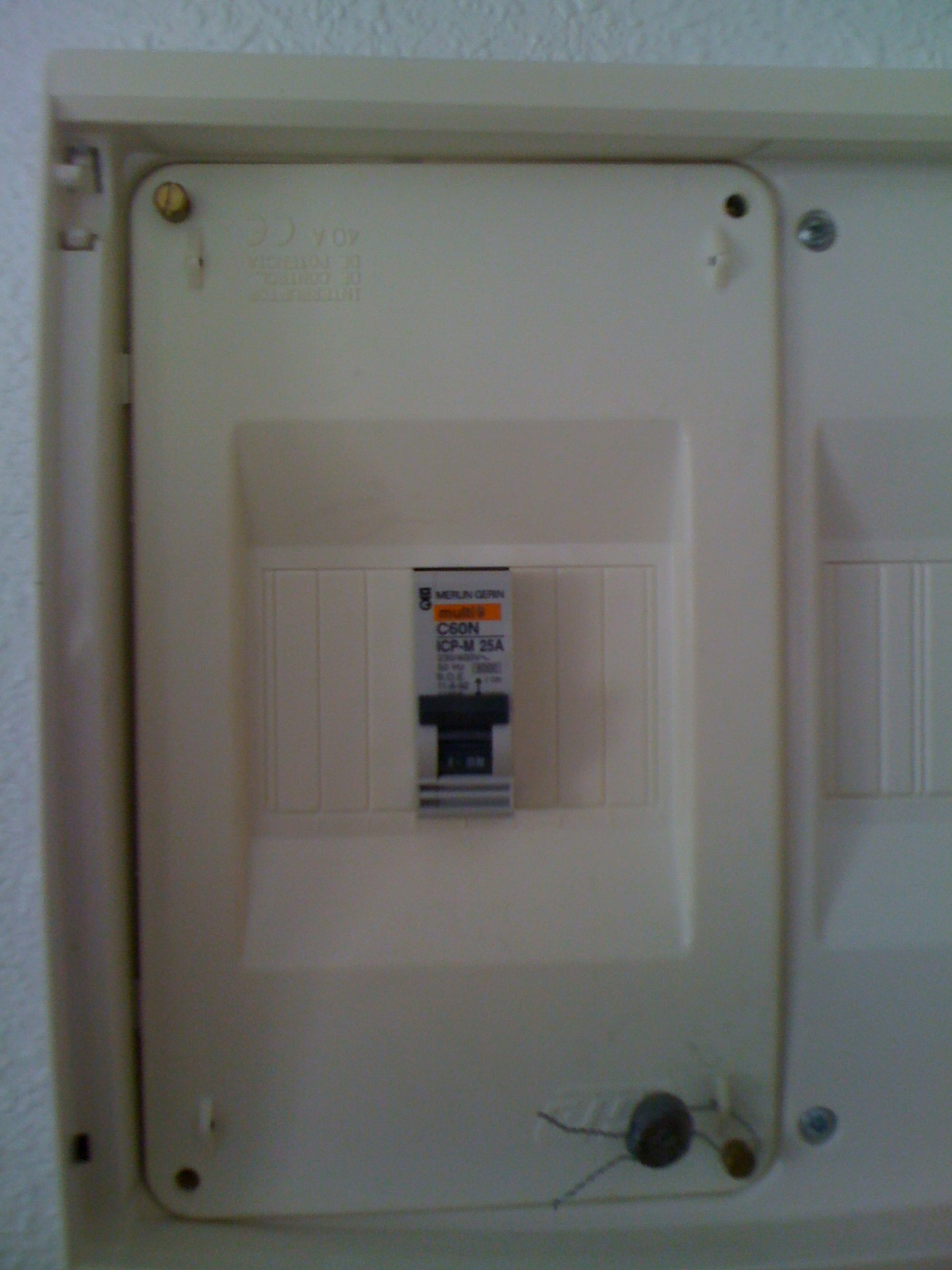 Sparks In Spain The Icp Plain English Spark Fuse Breaker Box Sealed