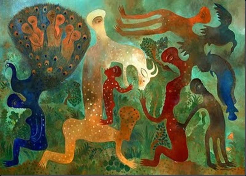 Exposition Art Blog: Manuel Mendive
