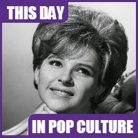 "Brenda Lee earns a #1 hit with ""I'm Sorry"" on July 18, 1960."