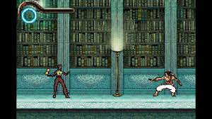 Prince Of Persia The Sands Of Time Gba