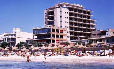 Livecam Mallorca El Arenal