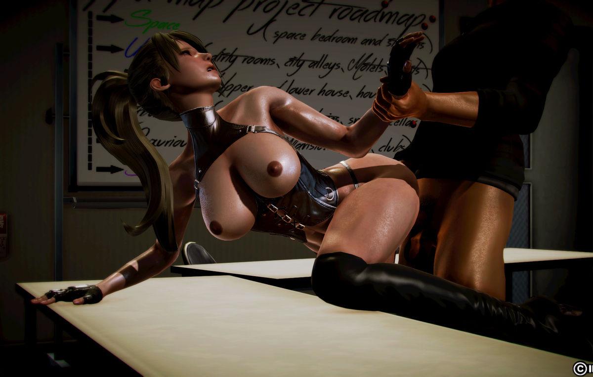 Hình ảnh 030 in Truyện Hentai 3D Nữ chiến binh Ryona