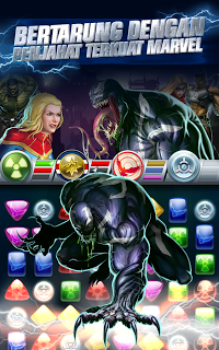Marvel Puzzle Quest v90.315429 Apk+Data (Unlimited)