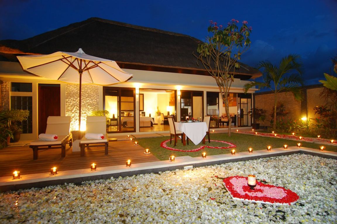 Jacuzzi Pool Villa Bali Luxury Life Design Romantic Pools