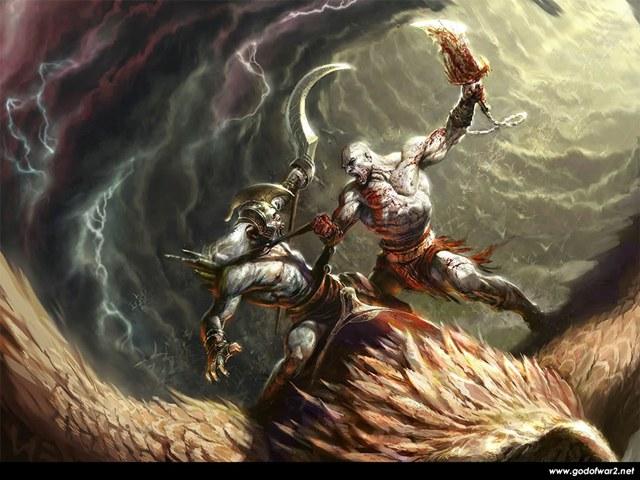 God Of War 2 [PC Full] Español 2 DVD5 ISO Descargar