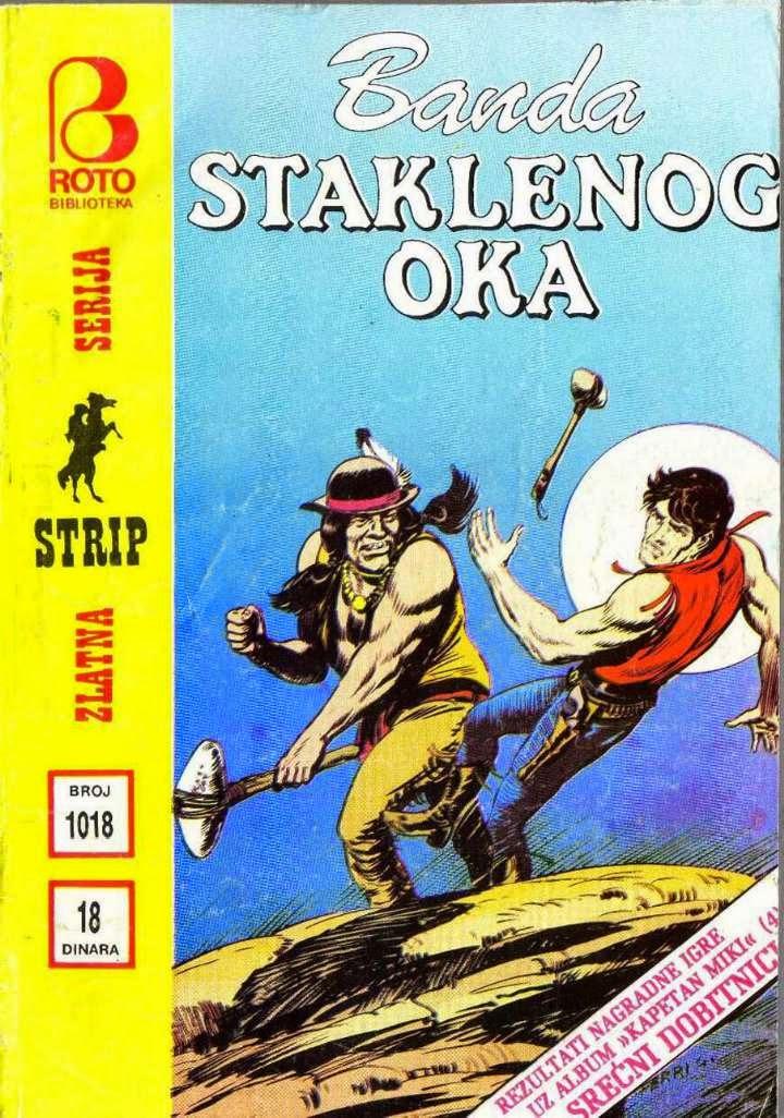 Banda Staklenog Oka - Zagor