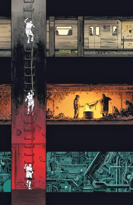 Moon Knight #1  By Warren Ellis, Declan Shalvey, Jordie Bellaire, Chris Elliopoulos, Adi Granov, Bill Siekiewicz, Skottie Young, Katie Cook.