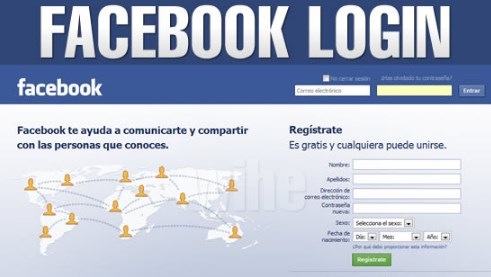 Facebook Home Page Full Site Login