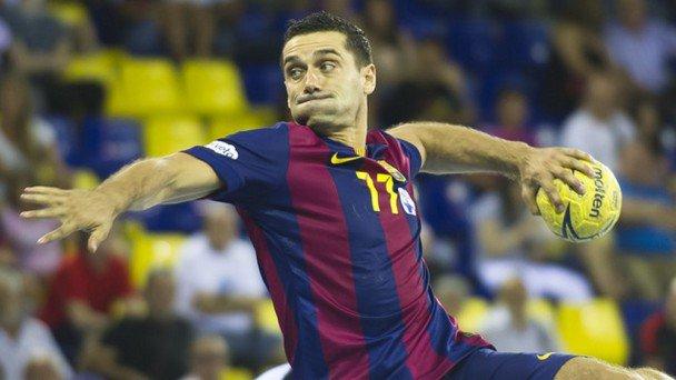 Kiril Lazarov in the Running for Handball Ballon D'Or