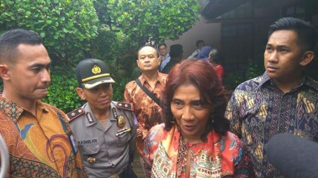 Seserius Apa Susi Pudjiastuti di Pilgub Jawa barat? Ini Respon Dia